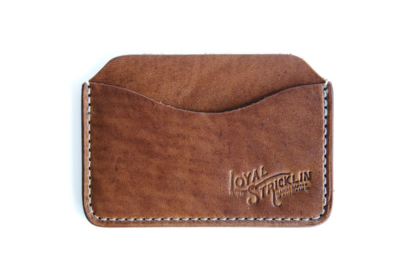 Treadwell Wallet - Tobacco