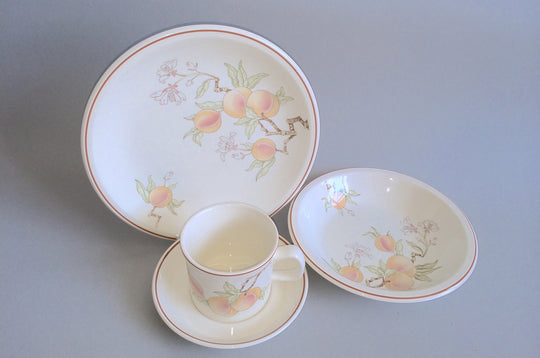 Wedgwood - Peach - Sterling Shape