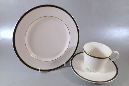 Royal Doulton - Oxford Green
