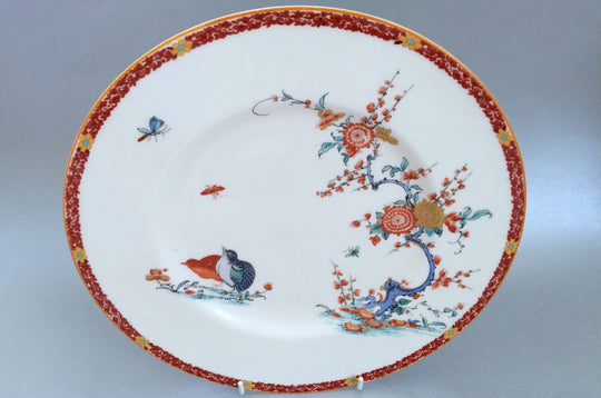Royal Worcester - Old Bow - Rust Edge