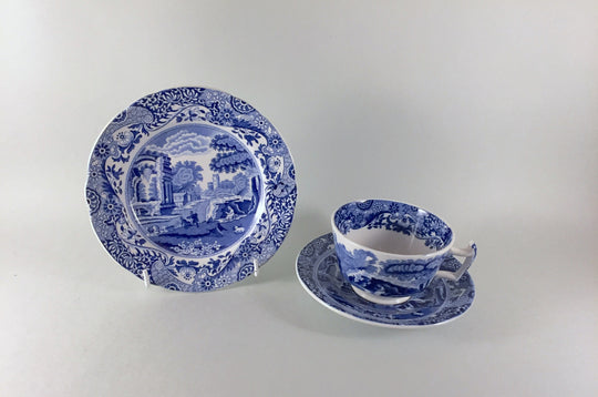 Spode - Italian - Blue (Old Backstamp)