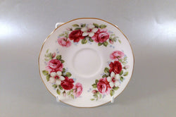"Queen Anne - 8644 - Tea Saucer - 5 1/2"" - The China Village"