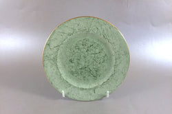 "Royal Albert - Gossamer - Side Plate - 6 1/4"" - Green"