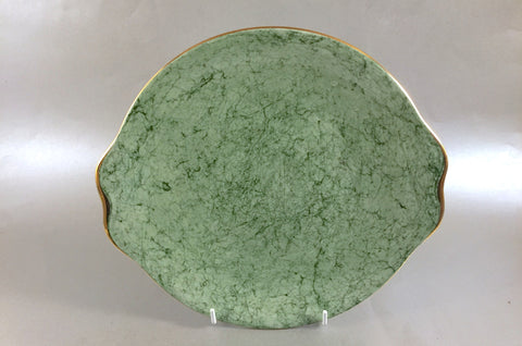 "Royal Albert - Gossamer - Bread & Butter Plate - 9 1/2"" - Green"