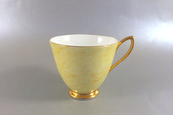 "Royal Albert - Gossamer - Teacup - 3 3/8"" x 2 7/8"" - Yellow"