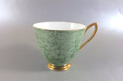 "Royal Albert - Gossamer - Teacup - 3 3/8"" x 2 7/8"" - Green"