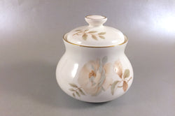 Royal Doulton - Yorkshire Rose - Sugar Bowl - Lidded - The China Village