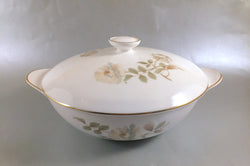 Royal Doulton - Yorkshire Rose - Vegetable Tureen - The China Village