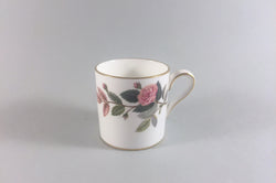 "Wedgwood - Hathaway Rose - Coffee Can - 2 1/4"" x 2 1/4"" - The China Village"