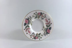 "Wedgwood - Hathaway Rose - Coffee Saucer - 4 7/8"" (2"" Well) - The China Village"