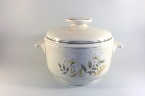 Royal Doulton - Will O' The Wisp - Thick Line - Casserole Dish - 4pt - The China Village