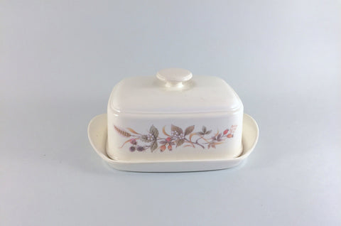 Marks & Spencer - Harvest - Butter Dish (Melamine)
