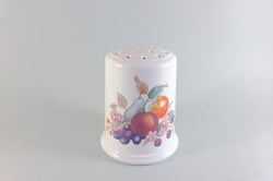 "Johnsons - Fresh Fruit - Flour Shaker - 4 3/4"" (Melamine) - The China Village"