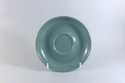 "Denby - Manor Green - Tea Saucer - 5 3/4"" (Deep) - The China Village"
