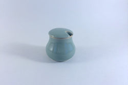Denby - Manor Green - Mustard Pot - The China Village