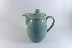 Denby - Manor Green - Coffee Pot - 1 1/2pt (Barrel Shape) - The China Village