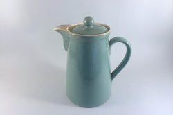 Denby - Manor Green - Coffee Pot - 2pt (Straight Sided) - The China Village