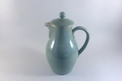 Denby - Manor Green - Hot Water Jug - 1 1/2pt - The China Village