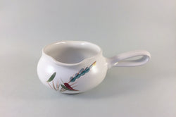 Denby - Greenwheat - Sauce Boat - 2 Spout - The China Village