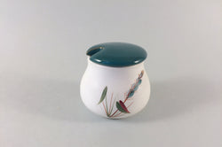 Denby - Greenwheat - Mustard Pot - The China Village