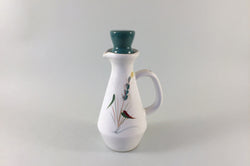 Denby - Greenwheat - Vinegar Bottle - The China Village