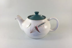 Denby - Greenwheat - Teapot - 1 1/4pt - The China Village