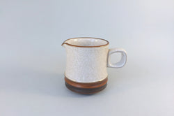 Denby - Potters Wheel - Tan Centre - Cream Jug - 1/4pt - The China Village