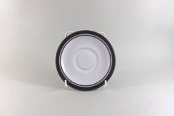 "Hornsea - Contrast - Coffee Saucer - 5 1/4"" - The China Village"