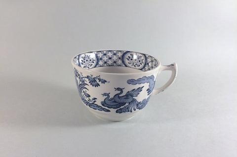 "Mason's - Old Chelsea - Breakfast Cup - 4 x 2 5/8"" (Flowers on handle) - The China Village"