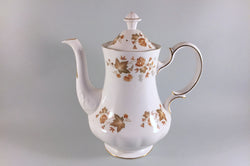Colclough - Avon - Coffee Pot - 2 1/4pt - The China Village