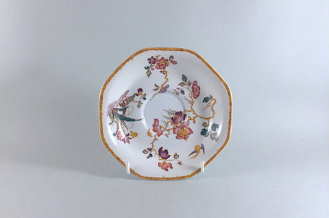 "Wedgwood - Devon Rose - Breakfast Saucer - 6"" - The China Village"