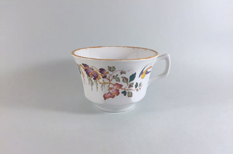 "Wedgwood - Devon Rose - Breakfast Cup - 4 1/8 x 2 3/4"" - The China Village"