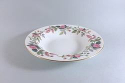 "Wedgwood - Hathaway Rose - Rimmed Bowl - 8"" - The China Village"