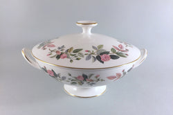 Wedgwood - Hathaway Rose - Vegetable Tureen - The China Village