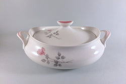 Royal Doulton - Pillar Rose - Vegetable Tureen - The China Village