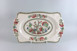 "Johnsons - Indian Tree - Sandwich Tray - 10 5/8"" x 7"" - The China Village"