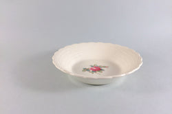 "Spode - Billingsley Rose Pink - Old Backstamp - Fruit Saucer - 5 3/8"" - The China Village"