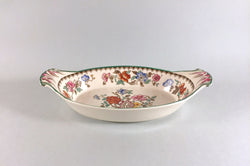 "Spode - Chinese Rose - New Backstamp - Entree Dish - 8 1/4"" - The China Village"