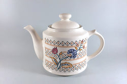 Boots - Camargue - Teapot - 2 1/2pt - The China Village
