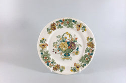 "Mason's - Strathmore - Green & Yellow - Side Plate - 6 7/8"" - The China Village"