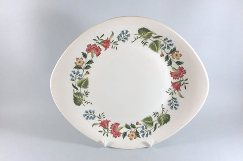 Wedgwood - Box Hill - Bread & Butter Plate - 11""