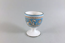 Wedgwood - Florentine - Turquoise - Egg Cup - The China Village