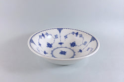 "Mason's - Denmark - Blue - Cereal Bowl - 6 5/8"" - The China Village"