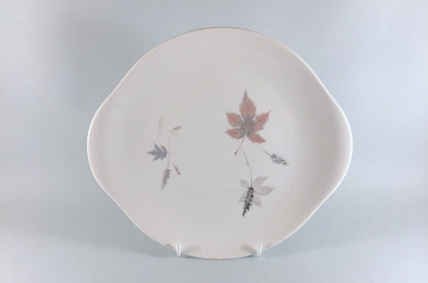 "Royal Doulton - Tumbling Leaves - Bread & Butter Plate - 10 1/4"" - The China Village"