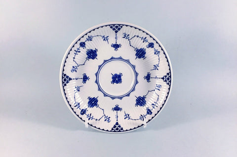 "Mason's - Denmark - Blue - Breakfast Saucer - 6 3/8"" - The China Village"