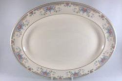 "Royal Doulton - Juliet - Oval Platter - 16 1/4"" - The China Village"