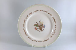 "Royal Doulton - Woodland - D6338 - Dinner Plate - 10 3/8"" - The China Village"