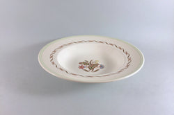 "Royal Doulton - Woodland - D6338 - Rimmed Bowl - 8 5/8"" - The China Village"