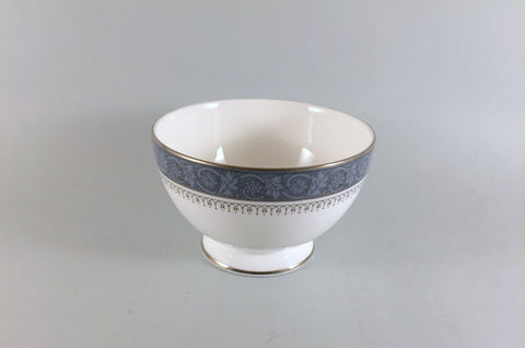"Royal Doulton - Sherbrooke - Sugar Bowl - 4 3/8"" - The China Village"