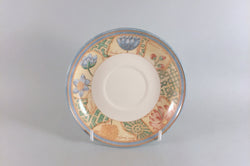 "Wedgwood - Garden Maze - Tea Saucer - 5 3/4"" - The China Village"